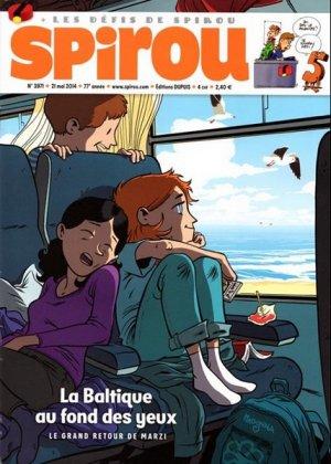 Album Spirou (recueil) # 3971
