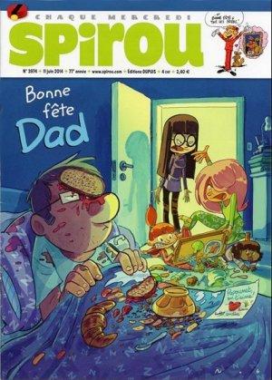Le journal de Spirou # 3974