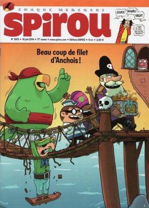 Album Spirou (recueil) # 3975