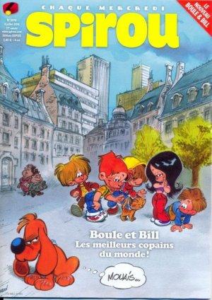 Album Spirou (recueil) # 3978