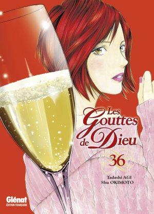 couverture, jaquette Les Gouttes de Dieu 36  (Glénat Manga)