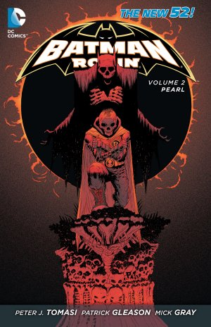 Batman & Robin # 2 TPB hardcover (cartonnée) - Issues V2