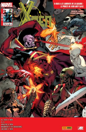 Amazing X-Men # 17 Kiosque V4 (2013 - 2015)