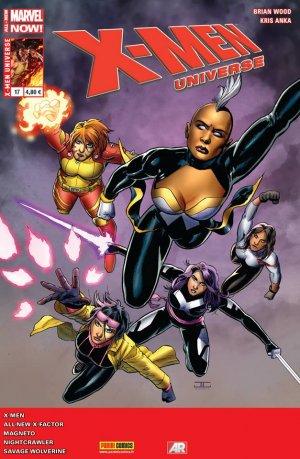 X-Men Universe # 17