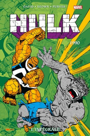 The Incredible Hulk # 1990 TPB Hardcover - L'Intégrale
