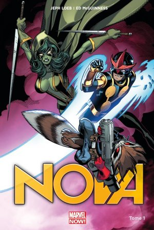 Nova édition TPB HC - Marvel NOW! - Issues V5