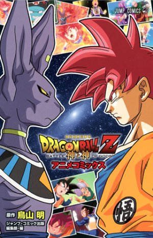 Dragon Ball Z - Battle of Gods édition Simple