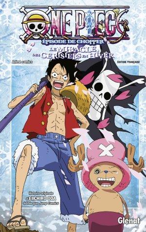 One Piece - L'épisode de Chopper - Le miracle des cerisiers en hiver #1