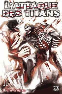 L'Attaque des Titans #11