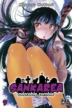 Sankarea - Adorable Zombie #9