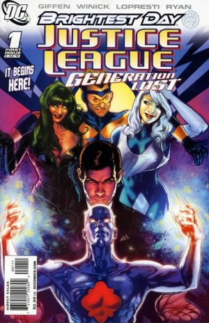 Justice League - Generation Lost édition Issues