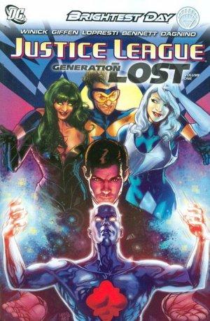 Justice League - Generation Lost édition TPB hardcover (cartonnée)