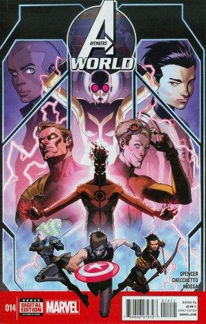 Avengers World # 14 Issues (2014 - 2015)