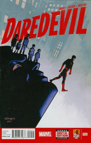 Daredevil # 9 Issues V4 (2014 - 2015)