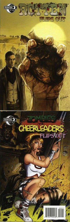 Rotten / Zombies Vs. Cheerleaders - Flips Out édition Issues