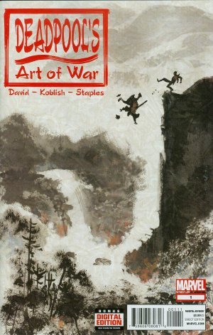 Deadpool - L'art de la guerre édition Issues V1 (2014 - 2015)