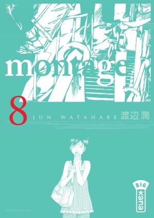 couverture, jaquette Montage 8  (kana)