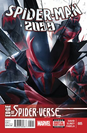 Spider-Man 2099 # 5 Issues V2 (2014 - 2015)