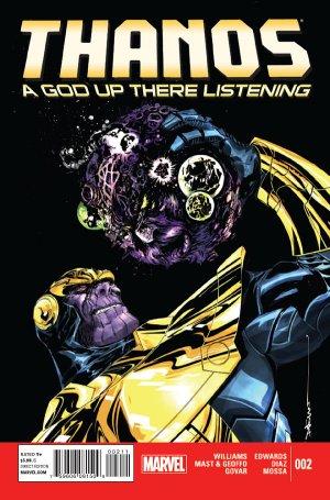 Thanos - Là-haut, un dieu écoute # 2 Issues (2014)