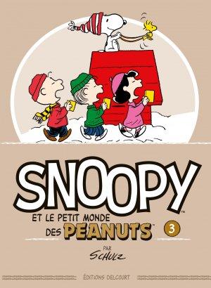 Snoopy et le petit monde des peanuts # 3