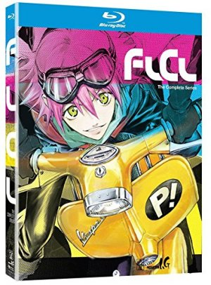FLCL - Fuli Culi édition Intégrale - Combo DVD + Blu Ray