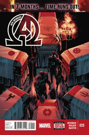 New Avengers # 25 Issues V3 (2012 - 2015)