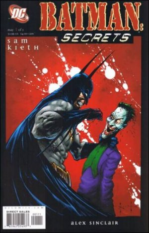 Batman - Secrets édition Issues