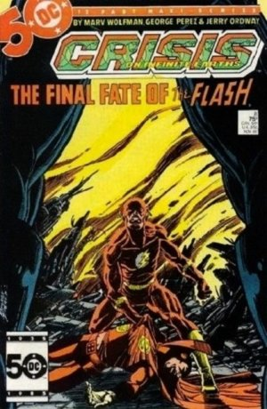 Crisis on Infinite Earths # 8 Issues (1985 - 1986)