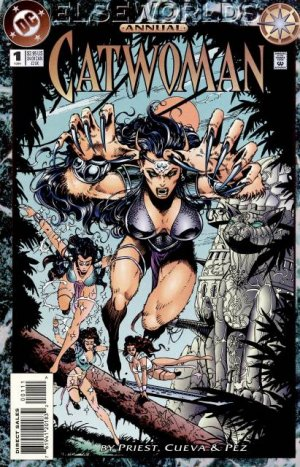 Catwoman édition Issues V2 - Annuals (1994 - 1997)