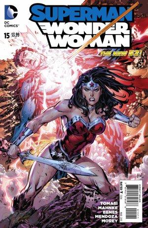 Superman / Wonder Woman # 15 Issues