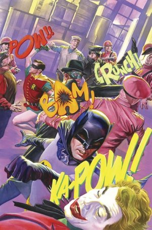 Batman '66 meets Green Hornet édition TPB hardcover (cartonnée)