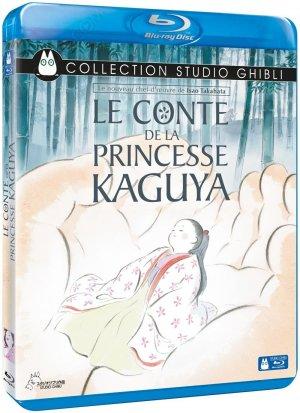 Le conte de la princesse Kaguya édition Blu-ray