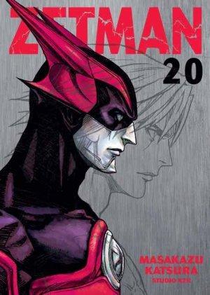 couverture, jaquette Zetman 20  (Tonkam)