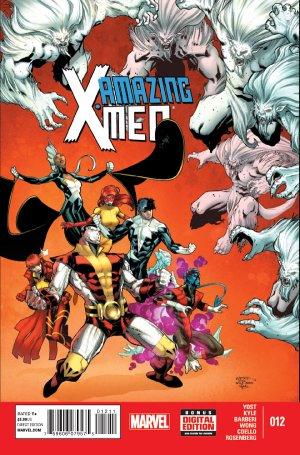Amazing X-Men # 12 Issues V2 (2013 - 2015)