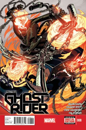 All-New Ghost Rider # 8 Issues (2014 - 2015)