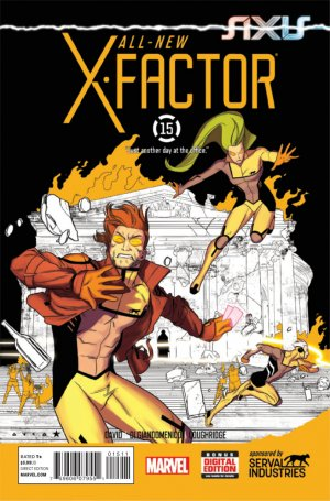All-New X-Factor 15