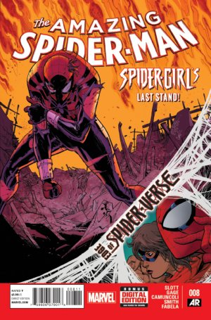The Amazing Spider-Man # 8 Issues V3 (2014 - 2015)