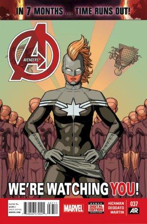 Avengers # 37 Issues V5 (2012 - 2015)