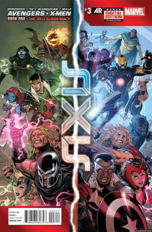 Axis # 3 Issues (2014)
