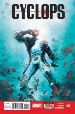 Cyclops # 6 Issues V3 (2014 - 2015)