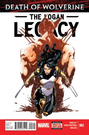 Death of Wolverine - The Logan Legacy # 2 Issues V1 (2014 - 2015)