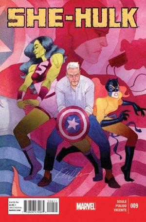 Miss Hulk # 9 Issues V3 (2014 - 2015)