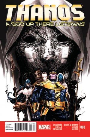 Thanos - Là-haut, un dieu écoute # 3 Issues (2014)