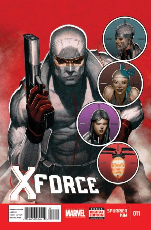 X-Force # 11 Issues V4 (2014 - 2015)