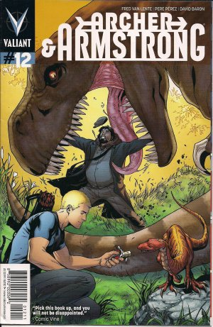 Archer and Armstrong # 12 Issues V2 (2012 - 2014)