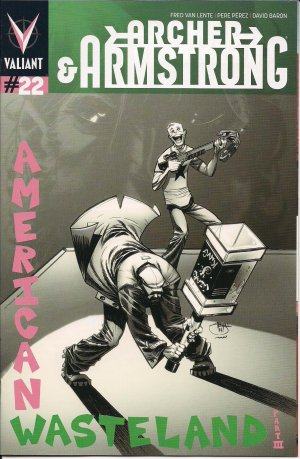 Archer and Armstrong # 22 Issues V2 (2012 - 2014)