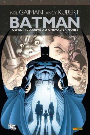 Batman - Qu'est-il arrivé au chevalier noir ? édition TPB hardcover (cartonnée)