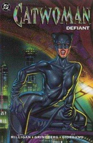 Catwoman - Defiant édition TPB softcover (souple)