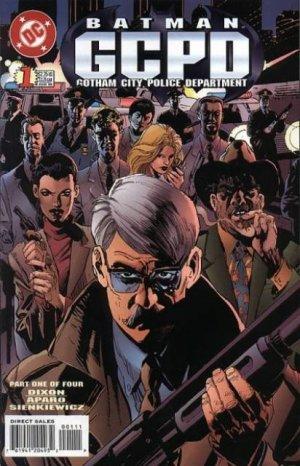 Batman - GCPD # 1 Issues