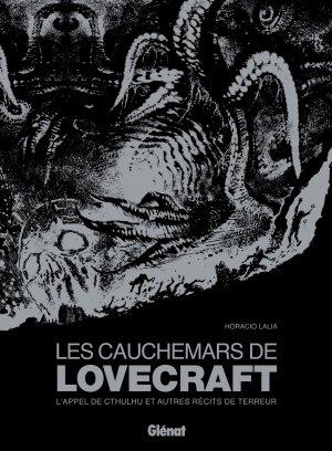 Les Cauchemars de Lovecraft édition TPB hardcover (cartonnée)